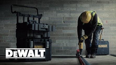 Dewalt Concreate Nailer Promotional Video Thumbnail