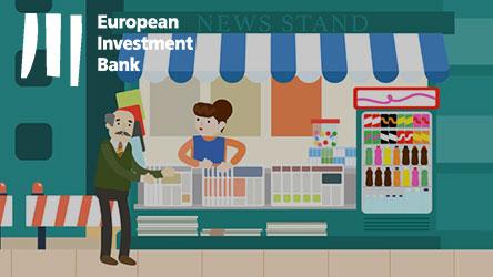 European Investment Bank SME Animation