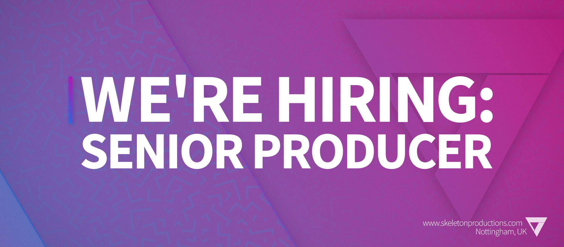 We're Hiring: Senior Producer featured image