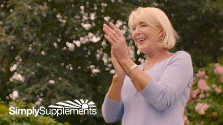 Simply Supplements - Promotional Advert