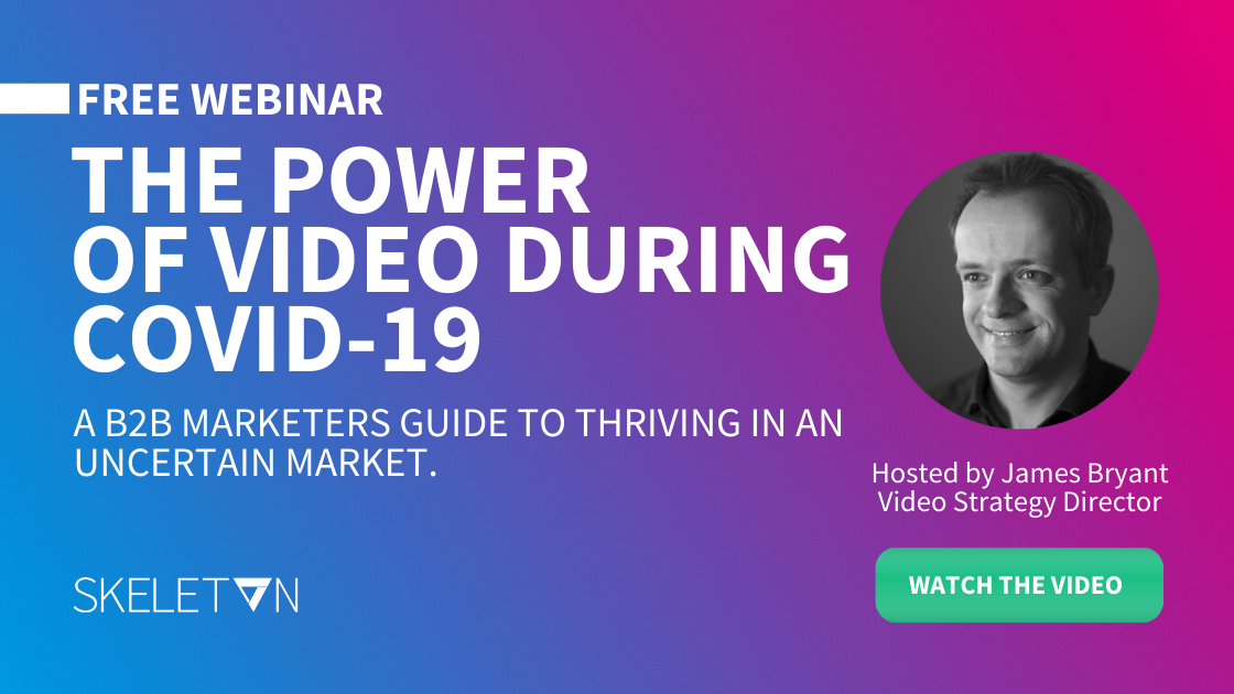 The Power of Video During Covid-19 [Webinar] featured image
