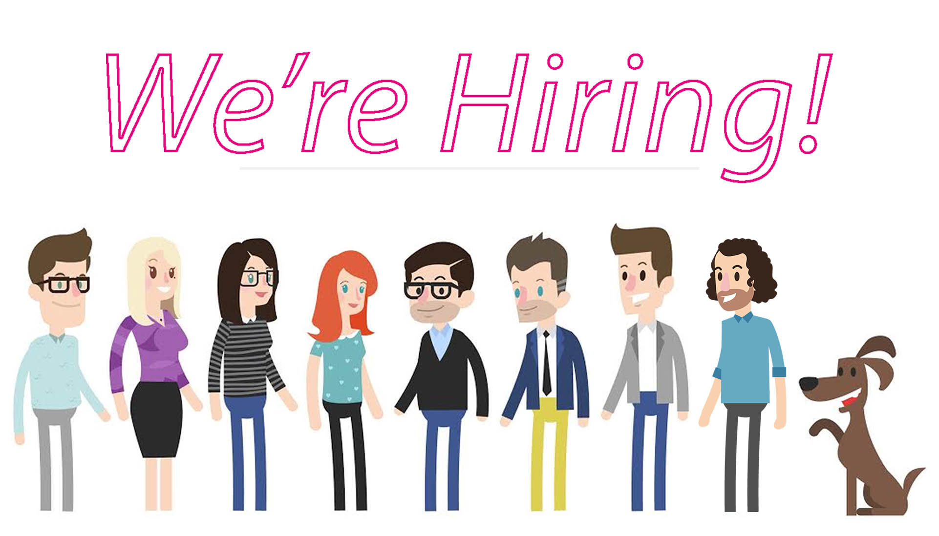 [ROLE FILLED] We're Hiring: Motion Graphics Designer featured image