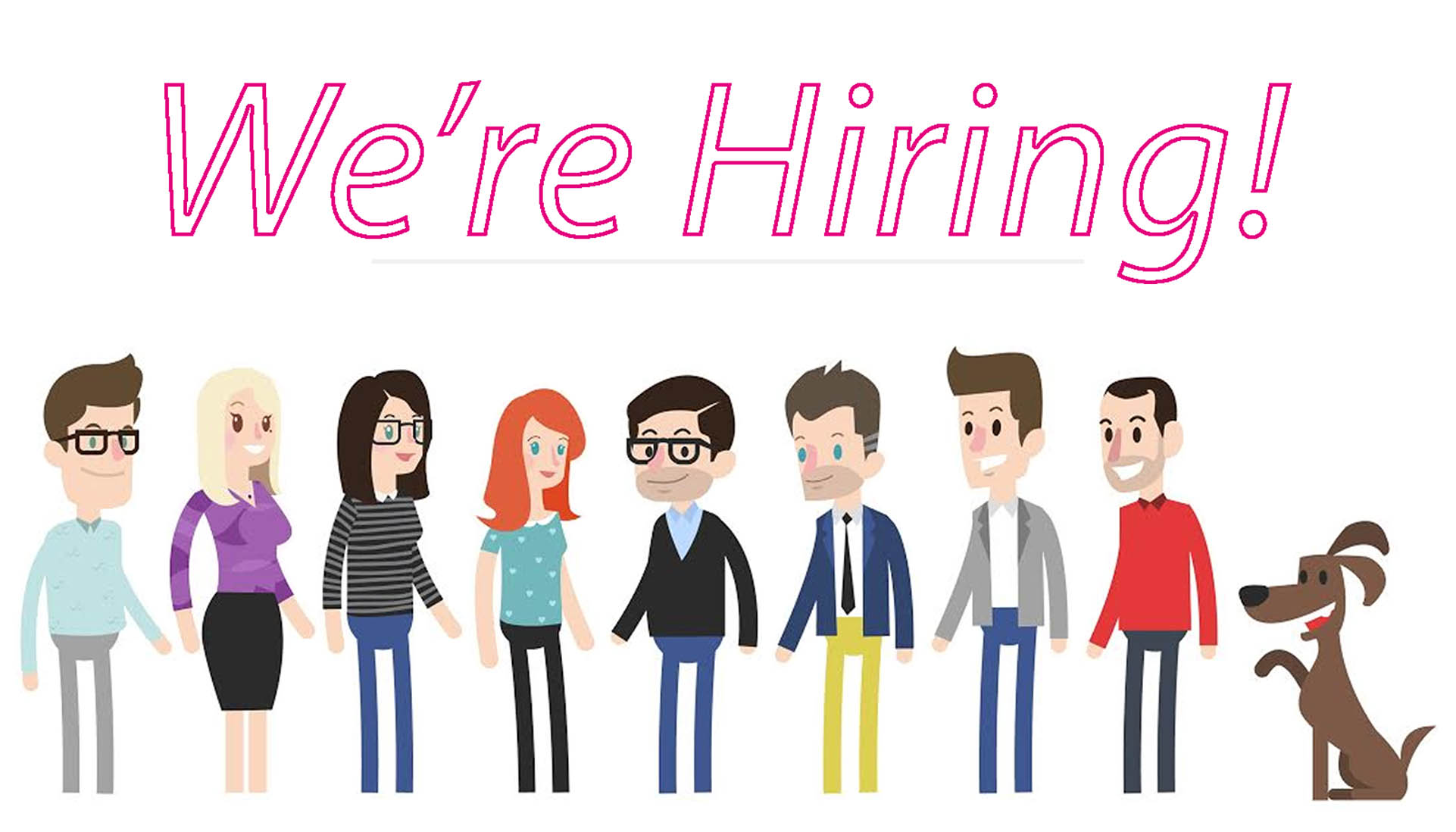We're Hiring: Motion Graphics Designer featured image