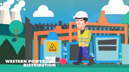 Western Power Distribution - Child Safety Video Thumbnail