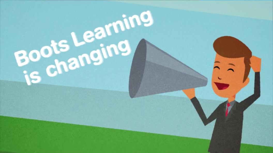 Boots: Celebrating Training 70,000 Employees with Animation featured image